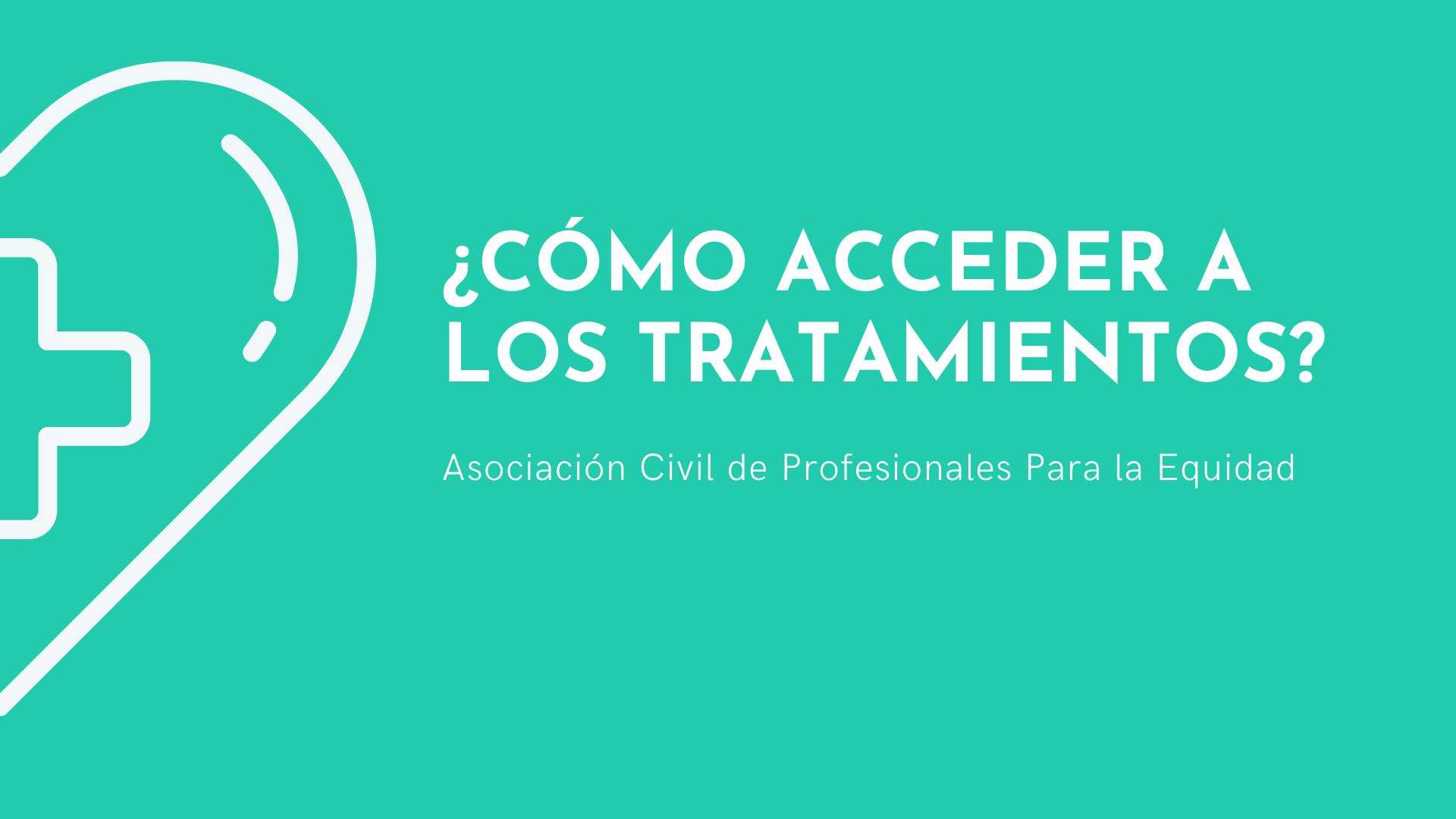 Acceso a tratamientos de salud, Argentina, ASPPE