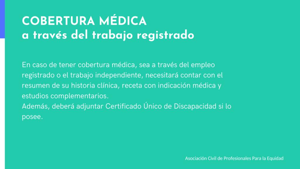 Acceso a tratamientos de salud en Argentina, cobertura médica,, ASPPE