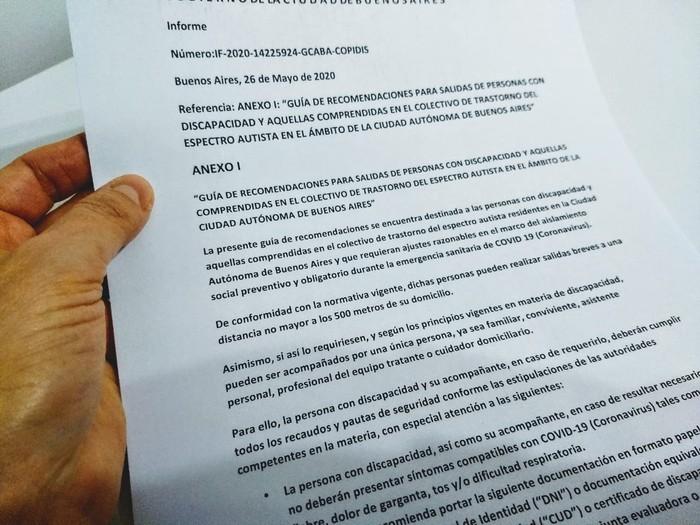 Guía de COPIDIS para salidas de personas con discapacidad y del coletivo de TEA en la Ciudad de Buenos Aires